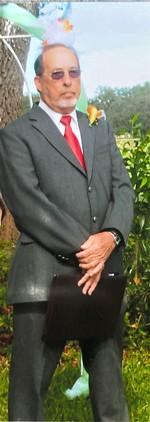 Alton Elgar  Sparkman